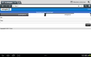Samsung N8000 Galaxy Note 10-1 - Internet - internetten - Stap 9