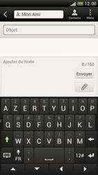 HTC One S - Contact, Appels, SMS/MMS - Envoyer un MMS - Étape 10