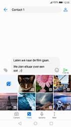 Huawei P8 Lite 2017 - MMS - afbeeldingen verzenden - Stap 13