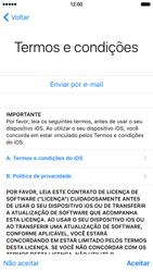 Apple iPhone iOS 9 - Primeiros passos - Como ativar seu aparelho - Etapa 23