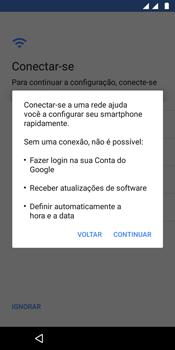 Motorola Moto G6 Play - Primeiros passos - Como ativar seu aparelho - Etapa 9