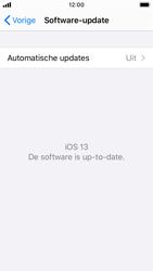 Apple iphone-se-met-ios-13-model-a1723 - Software updaten - Update installeren - Stap 6