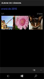 Microsoft Lumia 950 - Bluetooth - Transferir archivos a través de Bluetooth - Paso 6