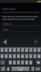 Samsung Galaxy S4 Mini - Premiers pas - Créer un compte - Étape 12