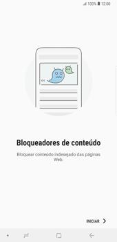 Samsung Galaxy Note9 - Internet no telemóvel - Como configurar ligação à internet -  22