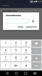 LG K8 - Voicemail - handmatig instellen - Stap 12