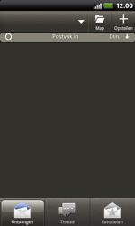 HTC S510b Rhyme - E-mail - Handmatig instellen - Stap 5