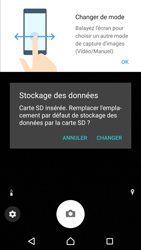 Sony Xperia XZ Premium - Photos, vidéos, musique - Prendre une photo - Étape 5