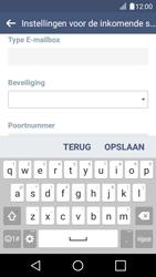 LG K4 - E-mail - Instellingen KPNMail controleren - Stap 15