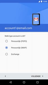 Huawei Google Nexus 6P - E-mail - Account instellen (IMAP met SMTP-verificatie) - Stap 12
