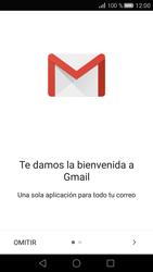 Huawei P8 - E-mail - Configurar Gmail - Paso 5