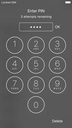 Apple iPhone 5s iOS 10 - Primeros pasos - Activar el equipo - Paso 5