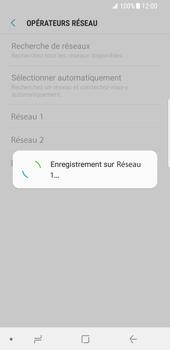 Samsung Galaxy S8 - Android Oreo - Réseau - utilisation à l'étranger - Étape 13
