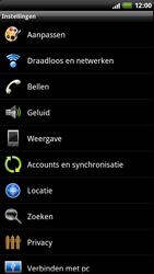 HTC Z710e Sensation - Buitenland - Bellen, sms en internet - Stap 5