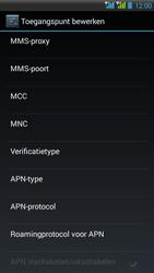 HTC Desire 516 - MMS - Handmatig instellen - Stap 11