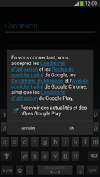 Samsung I9505 Galaxy S IV LTE - E-mail - Configuration manuelle (gmail) - Étape 12