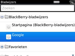 BlackBerry 9780 Bold - Internet - Internetten - Stap 8