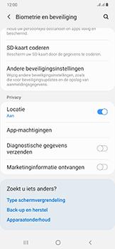 Samsung galaxy-a50-dual-sim-sm-a505fn - Beveiliging en ouderlijk toezicht - Hoe wijzig ik mijn SIM PIN-code - Stap 5