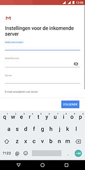 Nokia 7 Plus Dual-SIM (TA-1046) - E-mail - Handmatig instellen - Stap 15