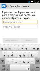 Alcatel POP C7 - Email - Adicionar conta de email -  8