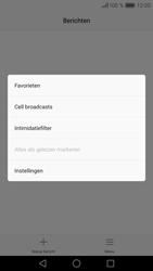 Huawei P9 Lite - SMS - SMS-centrale instellen - Stap 5