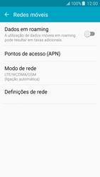 Samsung Galaxy J5 - Internet no telemóvel - Como ativar 4G -  7