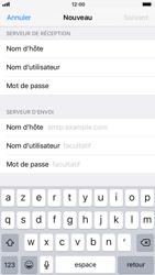 Apple iPhone 6 - iOS 11 - E-mail - Configuration manuelle - Étape 13