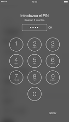 Apple iPhone 6 Plus iOS 8 - Primeros pasos - Activar el equipo - Paso 5