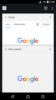 Sony Xperia Z5 Premium - Android Nougat - Internet - internetten - Stap 17