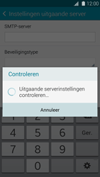 Samsung G800F Galaxy S5 Mini - E-mail - Account instellen (IMAP zonder SMTP-verificatie) - Stap 15
