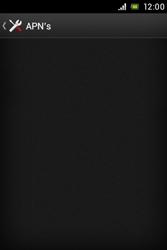 Sony C1505 Xperia E - Internet - Handmatig instellen - Stap 9