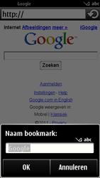 Nokia 500 - Internet - internetten - Stap 5