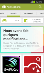 Samsung I8730 Galaxy Express - Applications - Télécharger des applications - Étape 24