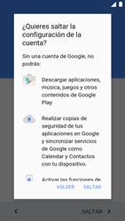 Motorola Moto G 3rd Gen. (2015) (XT1541) - Primeros pasos - Activar el equipo - Paso 12