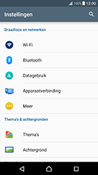 Sony Xperia XZ Premium - Internet - handmatig instellen - Stap 4