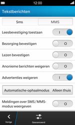 BlackBerry Z10 - MMS - probleem met ontvangen - Stap 10