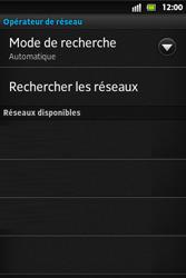 Sony ST27i Xperia Go - Réseau - utilisation à l'étranger - Étape 10