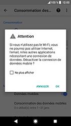 Sony Xperia XA2 - Internet et connexion - Désactiver la connexion Internet - Étape 7