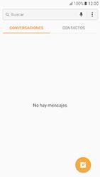 Samsung Galaxy A3 (2017) (A320) - Mensajería - Escribir y enviar un mensaje multimedia - Paso 4