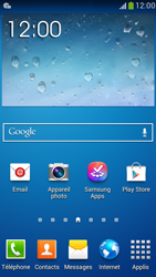 Samsung C105 Galaxy S IV Zoom LTE - MMS - Configuration automatique - Étape 3
