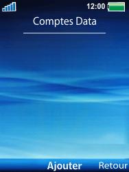 Sony Ericsson W100i Spiro - Mms - Configuration manuelle - Étape 8