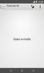Sony D2005 Xperia E1 - E-mail - Handmatig instellen - Stap 4
