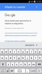 Samsung Galaxy A3 - E-mail - Configurar Gmail - Paso 10