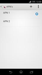 Sony D2203 Xperia E3 - Mms - Handmatig instellen - Stap 16