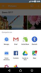 Sony Xperia XZ (F8331) - Bluetooth - Transferir archivos a través de Bluetooth - Paso 14