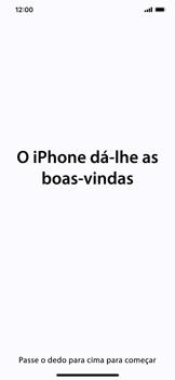 Apple iPhone XR - Primeiros passos - Como ligar o telemóvel pela primeira vez -  31