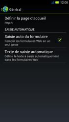 Acer Liquid E3 - Internet - Configuration manuelle - Étape 26