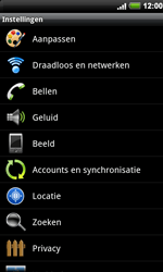 HTC A9191 Desire HD - Instellingen - Instellingen wizard - Stap 4