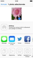 Apple iPhone 5c - Photos, vidéos, musique - Prendre une photo - Étape 8