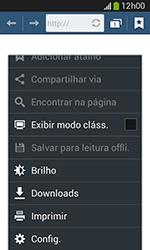 Samsung Galaxy Grand Neo - Internet (APN) - Como configurar a internet do seu aparelho (APN Nextel) - Etapa 23